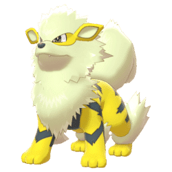 Arcanine gallery image