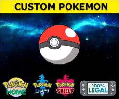 Custom Pokemon