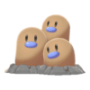 Dugtrio gallery image