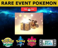 Rare Event Pokemon